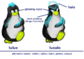 Tuxemon tulux and tuxalo.png